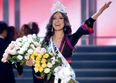 50th place – Riyo Mori – Miss Universe 2007
