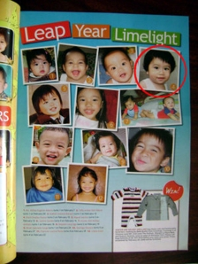 Jan-Feb Issue, Leap Year Limelight