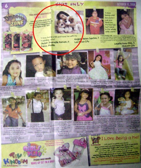 Philippine Star Kids Only
